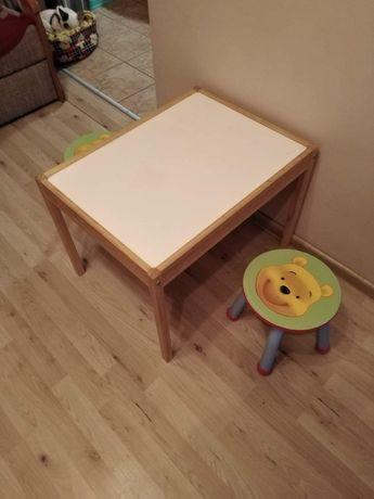 Zestaw stolik krzesełka