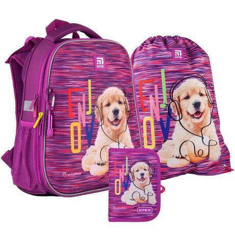 Школьный набор рюкзак + пенал + сумка Kite Rachael Hale R21-531M