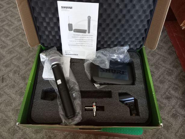 Микрофон Shure BLX24ESM58