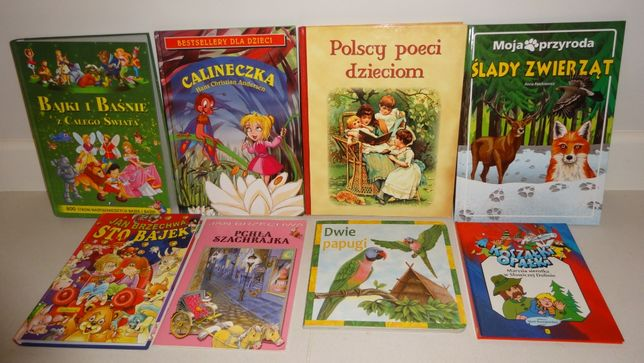 książki nowe dla dzieci