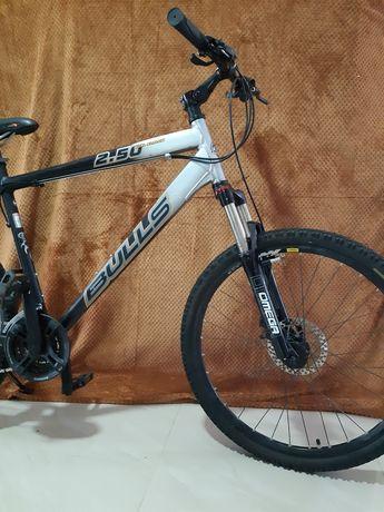 Велосипед Bulls алюмінєвий