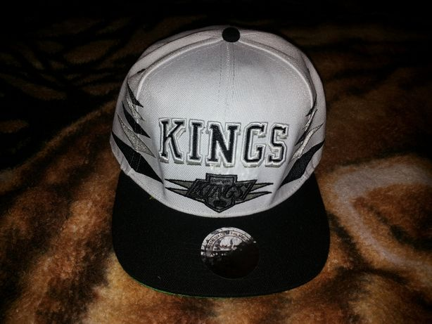 Czapka z daszkiem Sacramento Kings mitchell & ness NHL