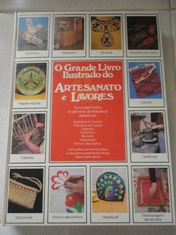 """Coleção """"O Grande Livro Ilustrado"""" (cada 10€)"""