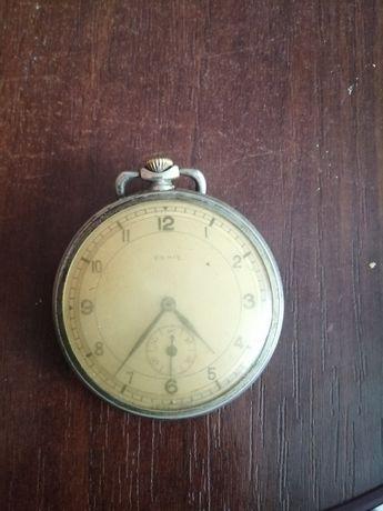 Unikatowy bardzo stary zegarek kieszonkowy Denis