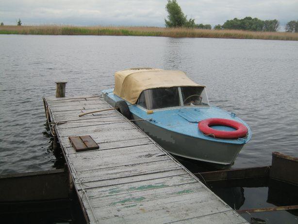 Моторний човен Прогресс 2