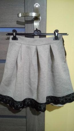 Spódnica piankowa L
