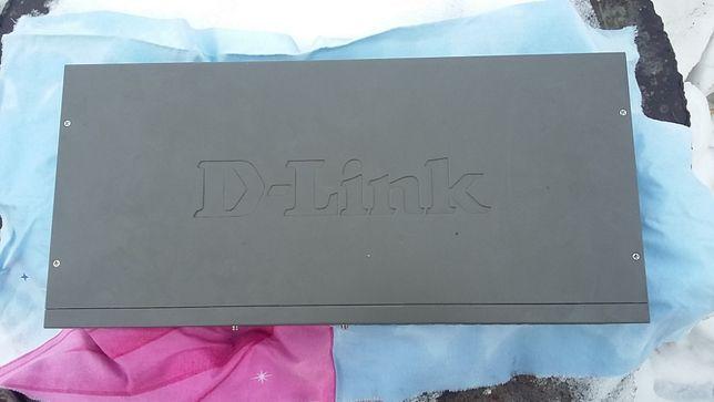 Sprzedam D-link 24 switch