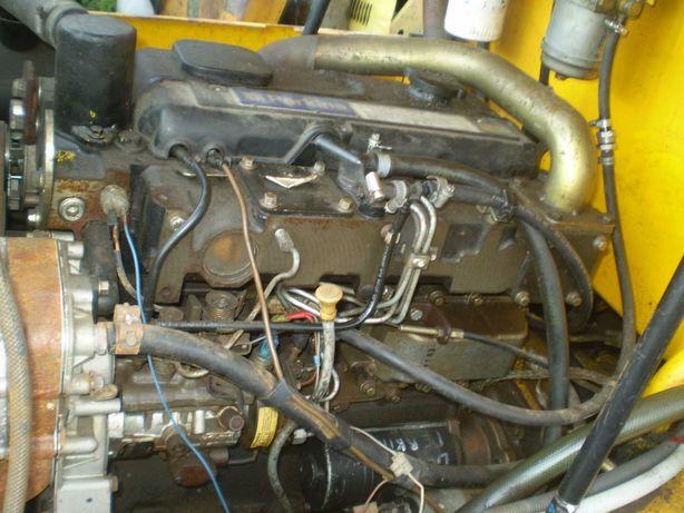 silnik Perkins A 4 turbo