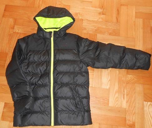 Ciepła kurtka zimowa NIKE roz 158-170 idealna
