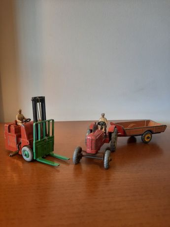 3 Brinquedos da Dinky Toys