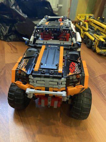 Лего Technic внедорожник на радиоуправлении 9398(без коробки)