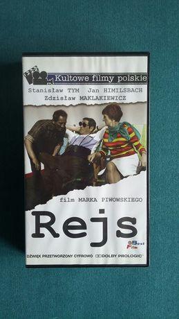 Rejs kaseta VHS, video, Stanisław Bareja