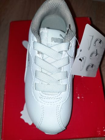 Новые кроссовки Puma 10 размер