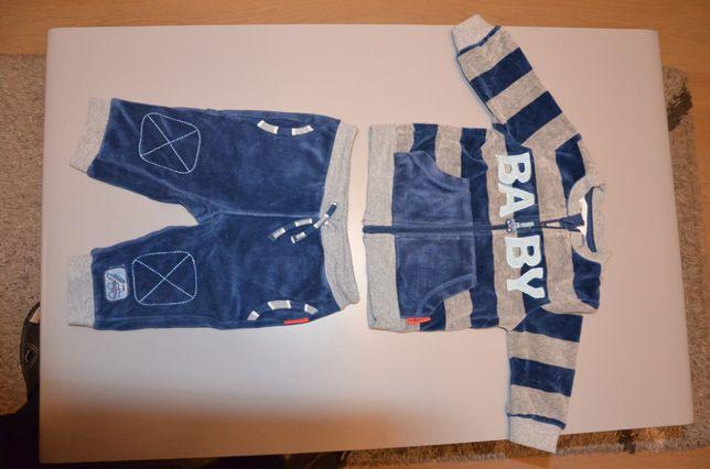 bluza i spodnie dresowe firmy Coccodrillo