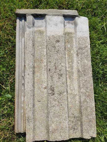 Dachówka betonowa cementowa -Dobry stan !