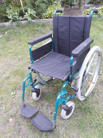 Nowy  wozek inwalidzki