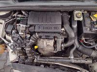 Silnik 1.6 HDI Citroen Peugeot 90km 9HV