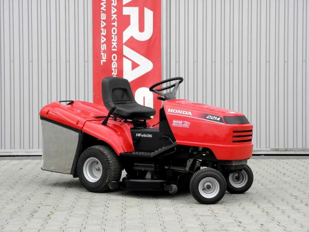 Traktorek kosiarka HONDA 2214 (250902) - Baras