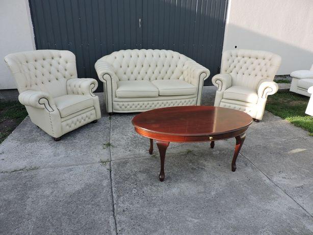 Шкіряний комплект , Chester , кожаный диван , гарнитур , честерфилд