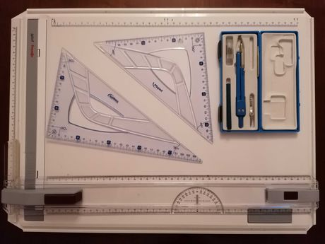 Prancheta de Desenho a3 Rotring