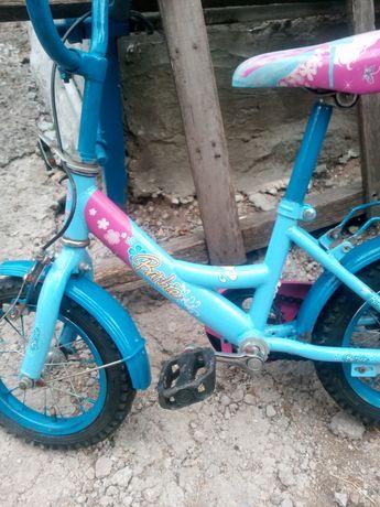 Детский велосипед до 5-6лет