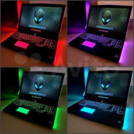 • • • 17 Дюймов Dell AlienWare 17 R3 / Игровой Ноутбук • • •