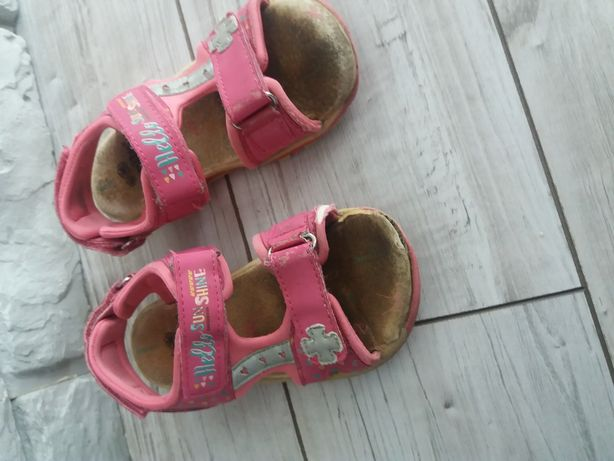Sandałki 30