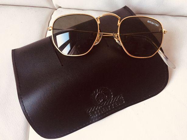 Oculos vintage Amarras