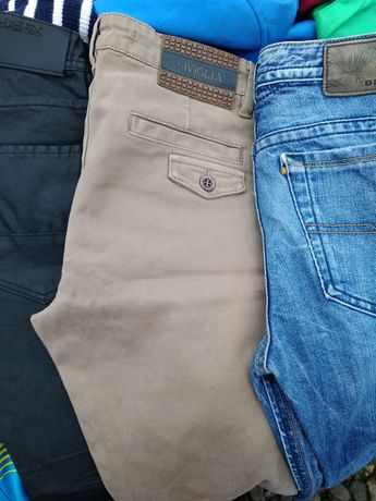 Штани джинси 8-12 років