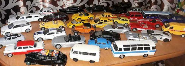 Машинки kinsmart