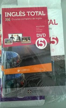 Colecção Inglês Total da Cambridge com DVD - nº5