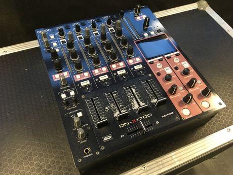 Mikser DJ'ski Denon DN-X1700, stan idealny, pierwsza liga!