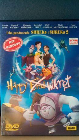 Happy End Wkręt film DVD okazja