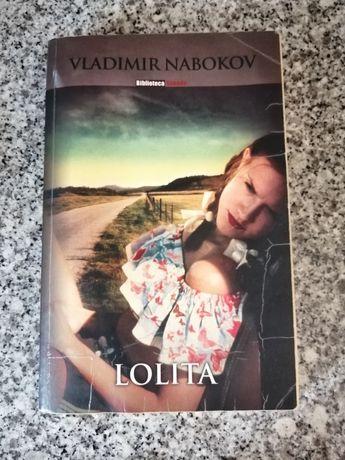 Livro Lolita de Vladimir Nabokov