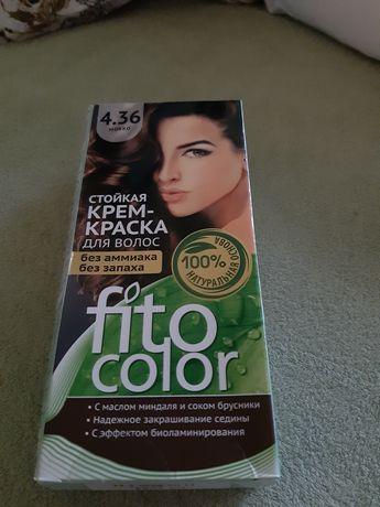 Fitocolor 4.36 Mokka zestaw do farbowania włosów farba