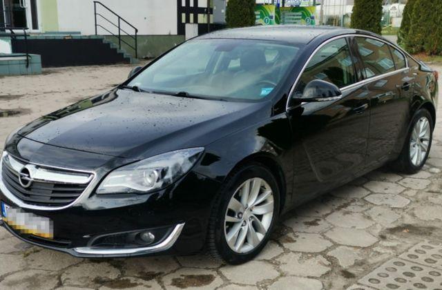Opel Insignia COSMO/2.0turbo/pelna opcja/automat/navi/LED/zamiana