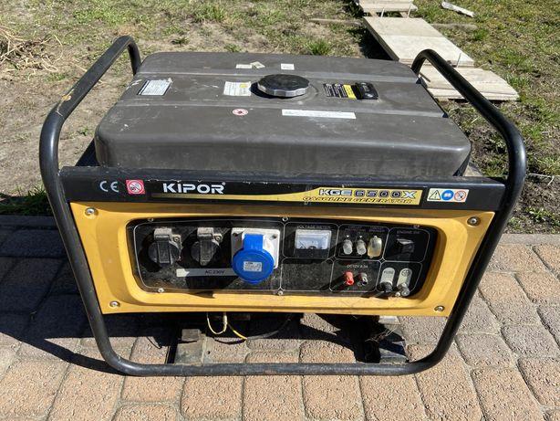 Agregat prądotrowczy Kipor 5,5 kw