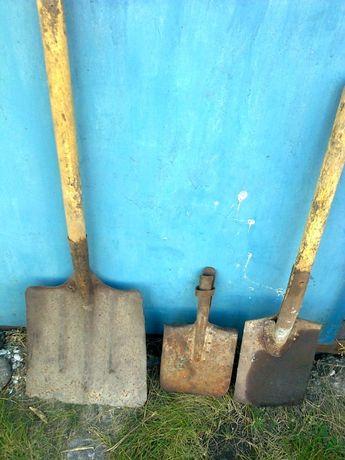 Лопаты советские