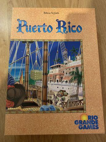 Puerto Rico Board Game em Português