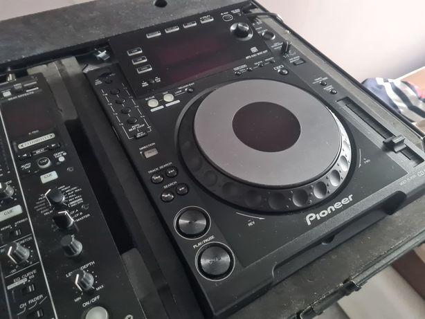 Cdj 900 + djm900 nexus