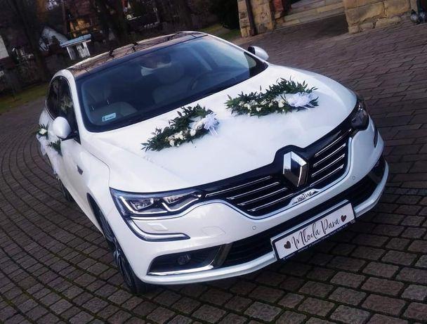 Renault Talisman samochód do ślubu - Podhale i okolice