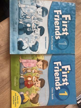 First friend 1. 2 книги по английскому