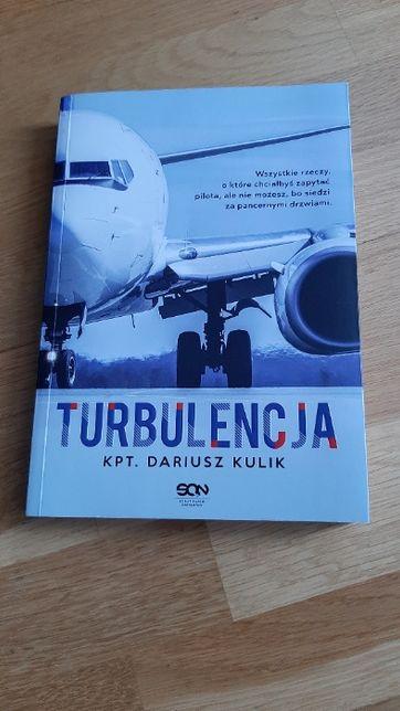 Książka Turbulencja kpt. Dariusz Kulik