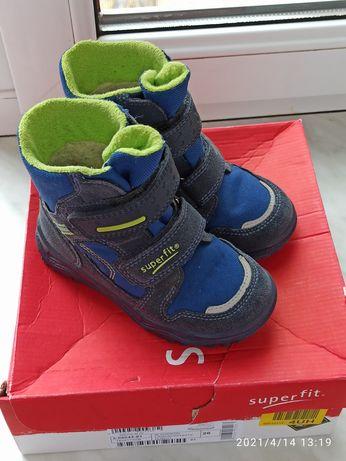Зимние ботинки Superfit(суперфит)  размер 26
