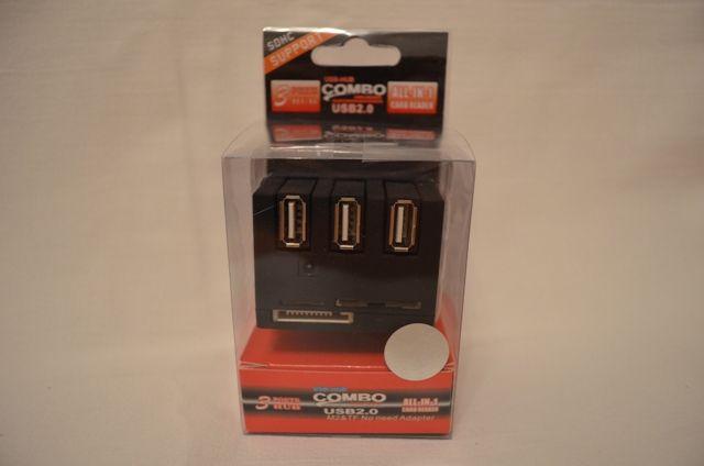 Кардридер All-in-1 + USB-хаб 3 портовый. И ДРУГИЕ.