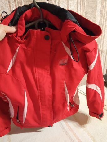 Куртка лыжная 100 грн