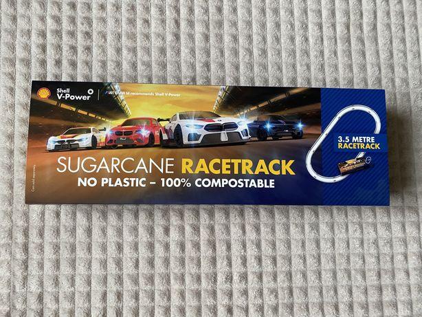 Tory wyścigowe Shell na autka - racetrack