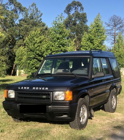 Land Rover - DISCOVERY TD5 Series 2