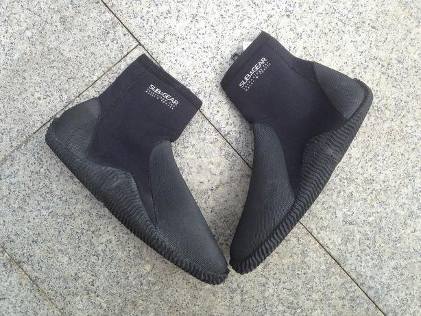 Sprzedam neoprenowe buty nurkowe subgear rozmiar 45 patrz opis