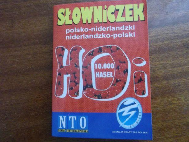 Słowniczek polsko-niderlandzki niderladzko-polski